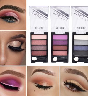 Glitter Eyeshadow Palette color 5