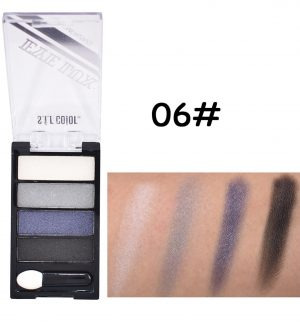 Glitter Eyeshadow Palette color 6